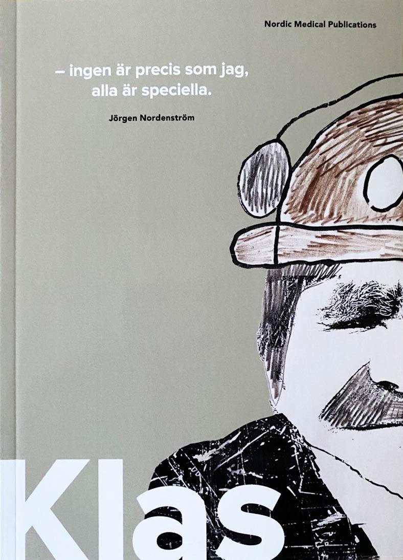 Klas - Ingen är precis som jag, alla är speciella, Jörgen Nordenström
